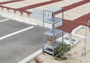 佐山公園墓地水汲み場完備