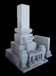 尺寸レンゲ付先祖墓