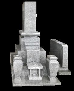 尺角丸布団付先祖墓