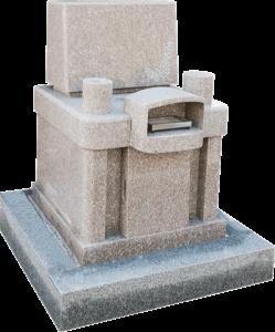 洋墓(桜御影石)