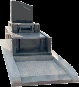 洋墓(北大黒+バハマブルー)