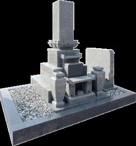 九寸レンゲ付先祖墓