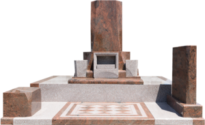 洋墓(マルチカラーレッド+G663)