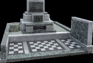 洋墓(オリーブグリーン+G1790+M-10)